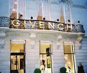 Givenchy, luxury, and shop image