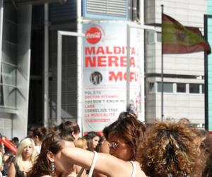 concert, espana, and people image