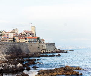 inspiration, antibes, and travel image