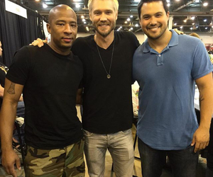 chad michael murray, felix, and lucas scott image