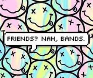 bands and friends image
