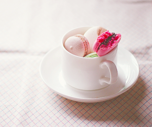 food, delicious, and pastel image