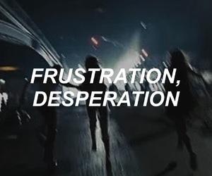 black, grunge, and Lyrics image