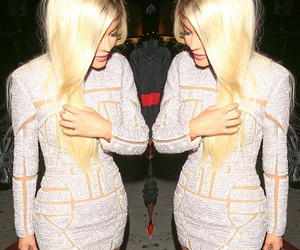 hair, love, and kylie jenner image