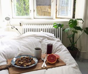 breakfast, Lazy, and morning image