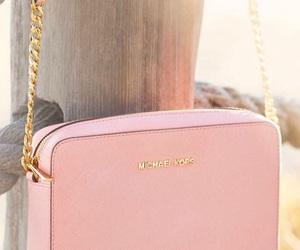 Michael Kors and pink image
