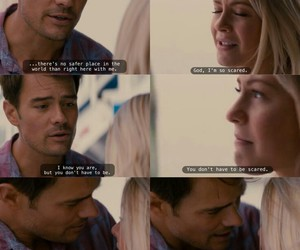 movie, romance, and safe haven image