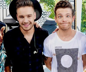 lilo, louis tomlinson, and liam payne image