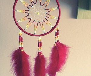 dreamcatcher, hungary, and indian image