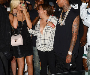 new, kylie jenner, and tyga image
