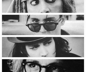 johnny depp and eyes image