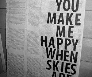 quotes, happy, and sky image