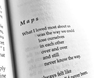 maps, love words, and love image