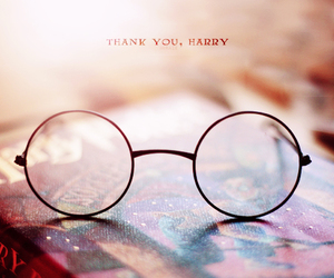 harrypotter, theboywholived, and abigthankyou image