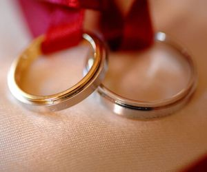 couple, engagement, and marriage image