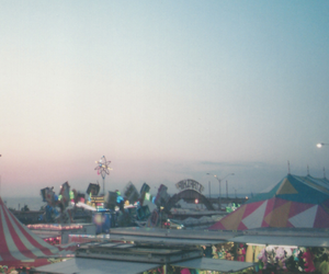 carnival, fair, and sky image
