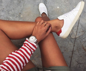 shoes, tanned, and fashion image