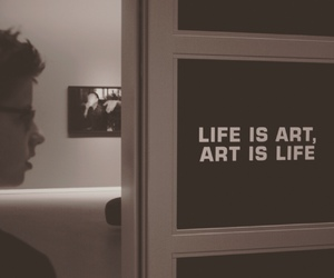 art, museum, and life is art image