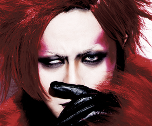 ruki, the gazette, and rock and read image