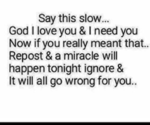 repost and god image