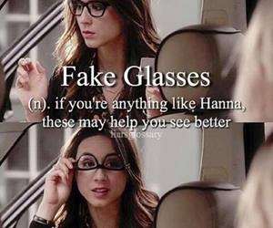 funny, lucy hale, and pretty little liars image