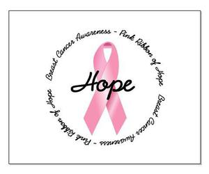 breast cancer awareness and i love you mom image