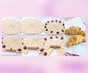 cake, choclate, and food image