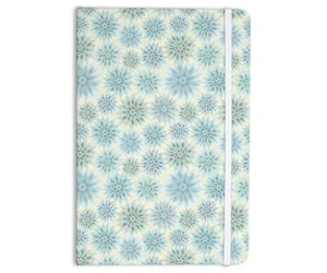 blue, notebook, and pattern image