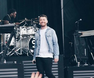 concert, happy, and smile image