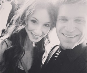 pll, keegan allen, and spoby image