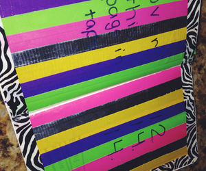 artsy, creative, and duck tape image