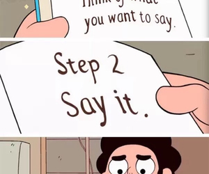 steven universe and funny image