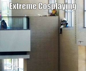 Assassins Creed, cosplay, and funny image