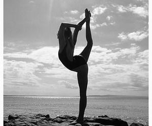 photography, travel, and yoga image