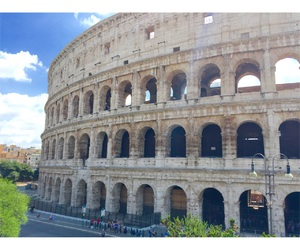 beautiful, colosseum, and italy image