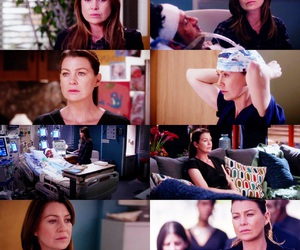 ellen pompeo and meredith grey image