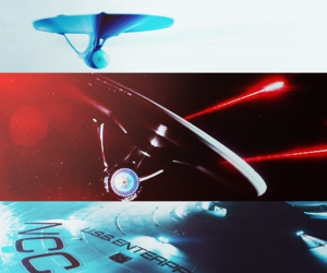 enterprise and star trek image