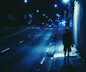 night, grunge, and street image