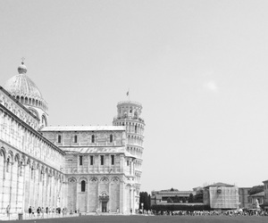 black and white, places, and travel image