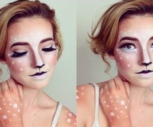 deer, professional, and fawn image