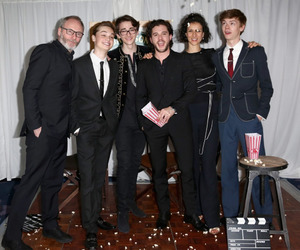 game of thrones, thomas brodie sangster, and liam cunningham image
