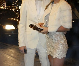 couple, classy, and white image