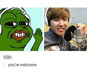 kpop, bts, and kpop meme image