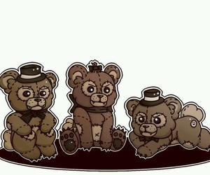 Freddy, nightmare, and cute image