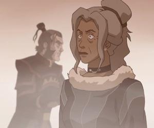 avatar, mako, and kya image