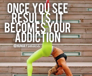 motivation, addiction, and fit image