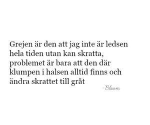 quotes, svenska, and sverige image