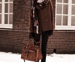 fashion, winter, and bag image