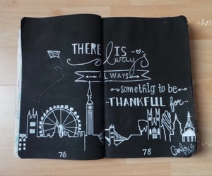 london, quote, and wreck this journal image