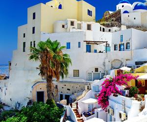 Greece, summer, and Island image